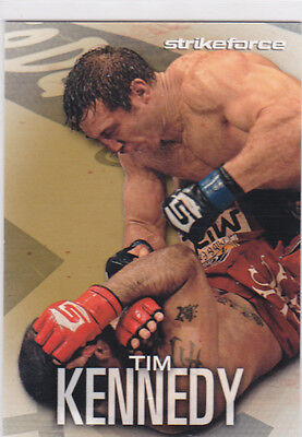 Topps Ufc 2012 Tim Kennedy Card #9 Numbered 158/188