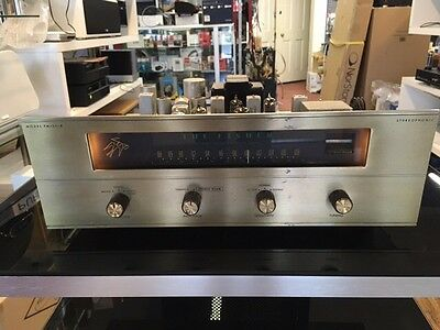 The Fisher FM-50-B FM Tube Stereo Tuner USA Imported Working Order Just $300