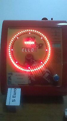 SLOT MACHINE A LED PIT STOP STILE CATERINA (no mame,flipper,videopoker,videogioc