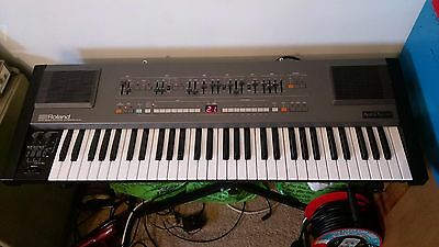 Roland HS 60 SynthPlus synthesizer (ref. Juno 106)