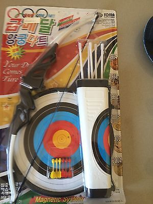 Youth Magnetic Bow Arrow Set
