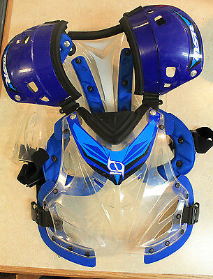 Msr Racing Chest Protector Adult Large Mx Motocross