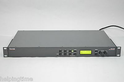 Extron DVS 605 A Five Input HDCP-Compliant Scaler w/ Audio & Seamless Switching