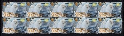 Samoyed Strip Of 10 Mint Year Of The Dog Stamps 5