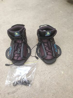 Ronix Kids Wakeboard Boots