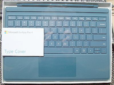 Microsoft Surface Pro 3 & Surface Pro 4 Type Cover (Teal) - Qc7-00006