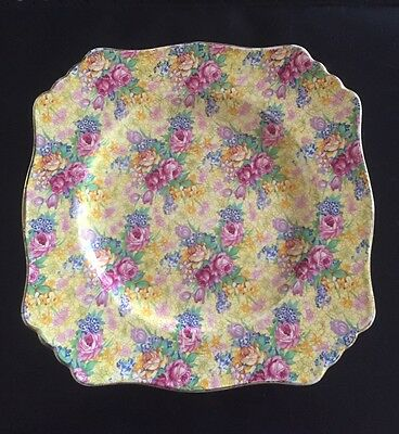 "Royal Winton & Grimwades ""Wellbeck"" China Plate"