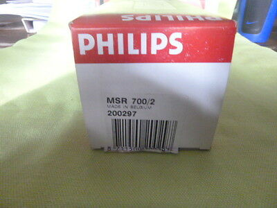 Philips MSR 700/2 THEATRE LAMP