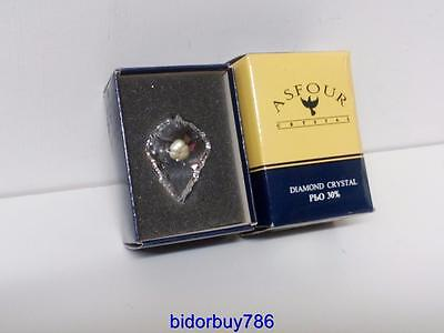 Asfour diamond crystal pearly shell , pbo 30%   (gd)