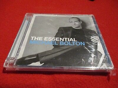 "COFFRET 2 CD NEUF ""MICHAEL BOLTON - THE ESSENTIAL"" best of"