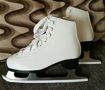Professional Figure Ice Skates Size 4 New and Unworn