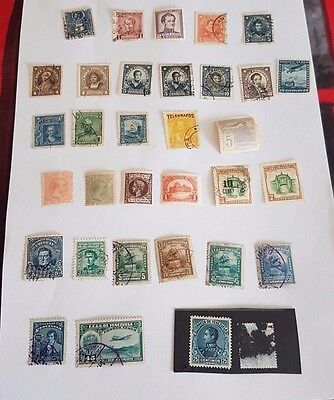 CENTRAL AND SOUTH AMERICA Interesting Mint and Used Issues Selection