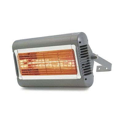 Solaira Electric 1.5kW 120V Outdoor Infrared Wall Mount Patio Heater