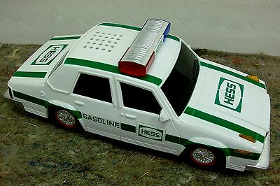 Hess Toy Police Patrol Car 1993 Gasoline oil company Man Cave Garage Art Parts