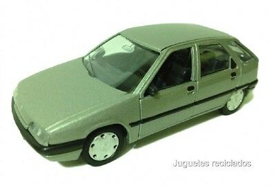 1/43 Citroen Zx Solido Made In France Diecast