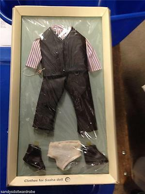 SASHA GREGOR DOLL LONDON Clothes Set #4-404 in Package Trendon England