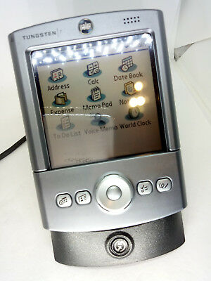 Palm Tungsten T PDA Handheld Personal Digital Assistant Color Screen 16MB (m550)