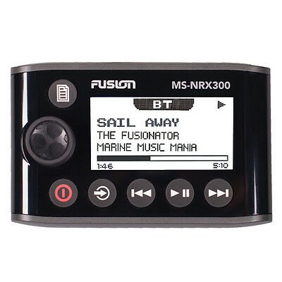 FUSION NRX300 Wired Waterproof Remote Control f/70, 200, 205, 650, 750 - Full Fu