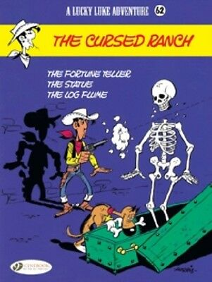 Cursed Ranch / Lucky Luke Vol 62 / Jean Leturgie & Xavier Fauche	9781849183208