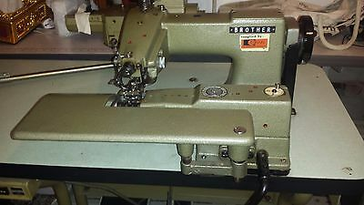 Industrial Brother Blind Stitch Sewing Machine
