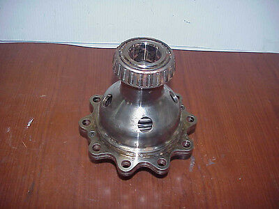 "Scalloped 9"" Ford 3.250"" Bearings H-Case Detroit Locker 31 Spline NASCAR Xfinity"
