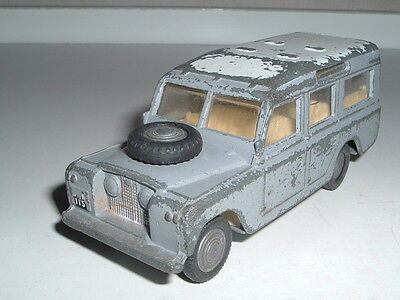 SPOT-ON No. 161 - LWB LAND ROVER, 1961, 1/42 SCALE