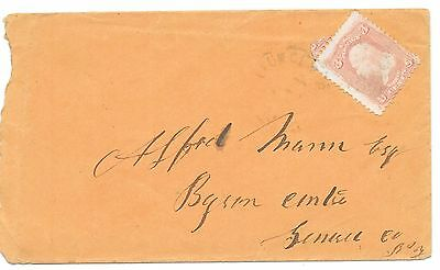 Early Cover with great U.S. Stamp