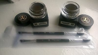 Anastasia Beverly Hills Dipbrow Pomade Eyebrow Definer + Duo brush #12