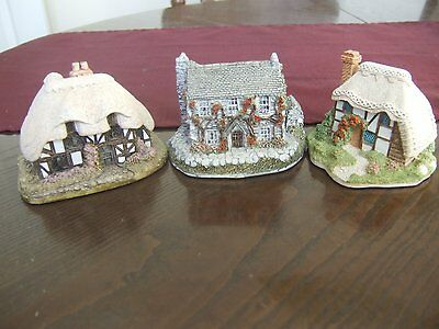 Cottages Lilliput Lane X 3