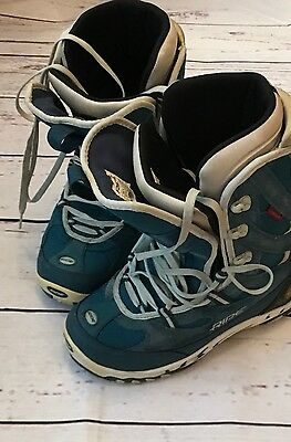 Ride Snowboard Boots Size 10 UK