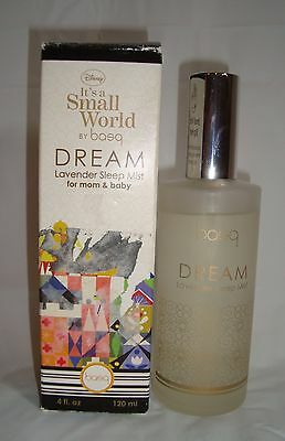 Disney It's A Small World Basq Dream Lavender Sleep Mist For Mom and Baby