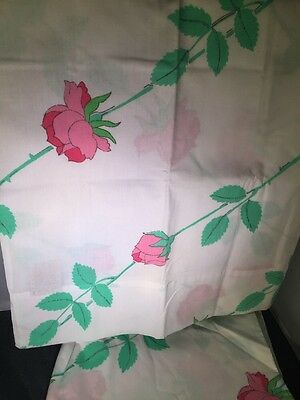 ��Old Stock Wamsutta Rare King Pair Of Pillowcases Must See Wow!