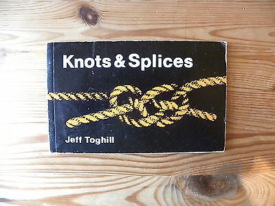 """UK Scouting Book """"Knots and Splices 1986"""""""