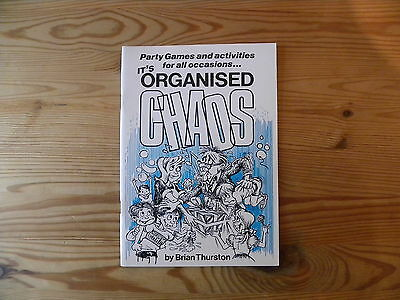 """Uk Scouting Book """"Organised Chaos"""""""