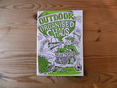 """Uk Scouting Book """"Outdoor Organised Chaos"""""""