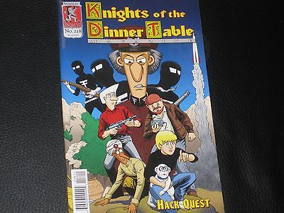 Knights of the Dinner Table Nr. 218 - Hack Quest - SUPER RPG Comic