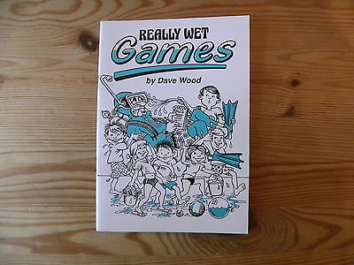 """Uk Scouting Book """"Really Wet Games"""""""