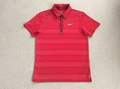 Nike Roger Federer Mens Shirt French Open 2011 Small Great Condition