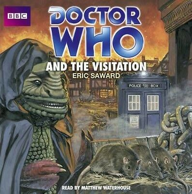 Doctor Who: The Visitation by Eric Saward Hardcover Book (English)