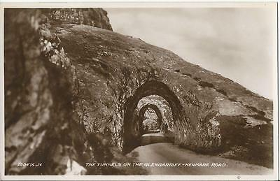 The Tunnels On The Glengarriff- Kenmare Road