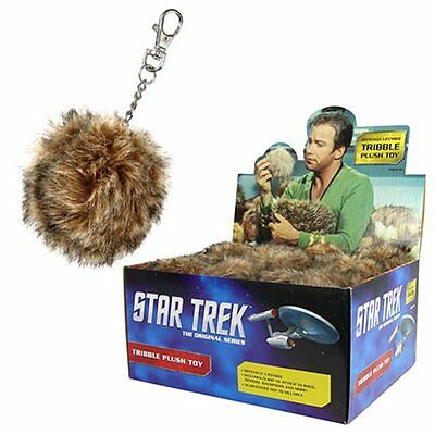 Star Trek The Original Series Tribble Plush Keyring
