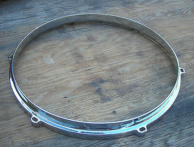 Nice Chrome Die Cast Hoop for 12 inch 6 Lug Tom
