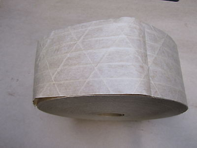 """4 Rolls Reinforced Water Activated Gum Tape 3"""" x 375 ft  Paper Tape"""