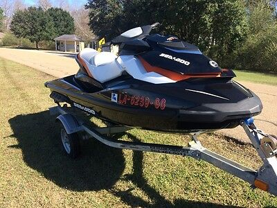 2014 SeaDoo GTI SE 155 - Low Hours - Freshwater Ski - Excellent Condition