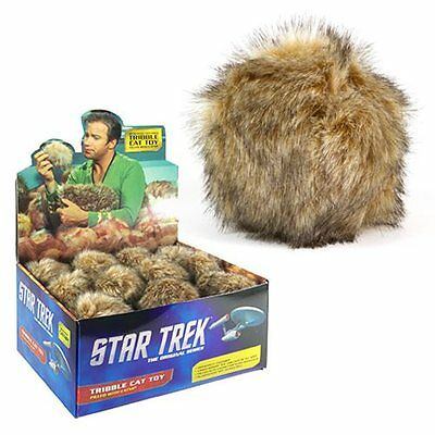 Star Trek The Original Series Tribble Catnip Toy Official Merchandise