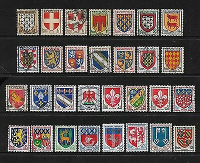 FRANCE - mixed collection No.18, Arms