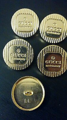 Gucci buttons
