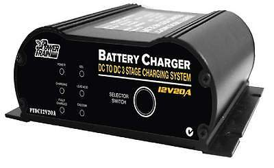 Power Train 20.0Amp  DC to DC Charger