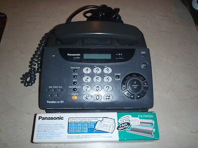 Panasonic Fax Phone With Carbon Paper