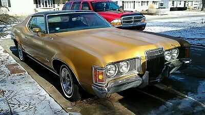 1972 Mercury Cougar Base Trim Classic 1972 Mercury Cougar ( relisted due to non payment)  (new lower price!!!)